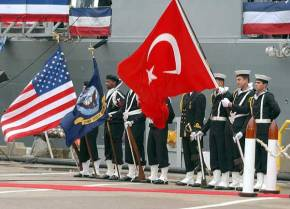 Εμπλοκή του ΝΑΤΟ και αμφισβήτηση της Κυριαρχίας της Ελλάδος στοΑιγαίο!