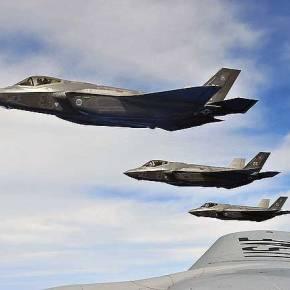 «Πονοκέφαλοι» στις αμερικανικές ένοπλες δυνάμεις λόγω συνεχιζόμενων προβλημάτων στοF-35