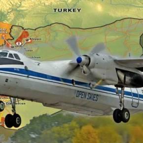 Η Τουρκία παραβίασε την συνθήκη CFE: Απαγόρευσε πτήση παρατήρησης σε ρωσικό An-30B – «Δεν θα μείνει αναπάντητη η πρόκληση» διαμηνύει ηΜόσχα