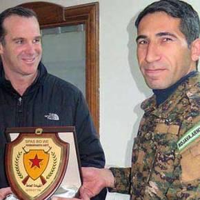 Μεγαλοπρεπές άδειασμα ΗΠΑ σε Τουρκία – Ο Μ.Ομπάμα έστειλε τον εξ απορρήτων του να συναντηθεί με τους Κούρδους της Συρίας(φωτό)