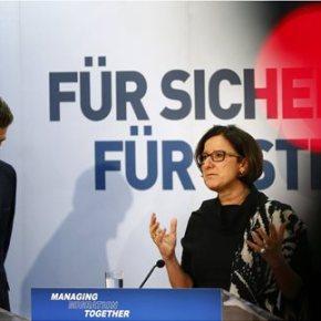 Ειρωνικά σχόλια από την Αυστριακή ΥΠΕΣ για την ανάκληση της Αλιφέρη: «Ολοφάνερα, υπάρχει κινητικότητα»Τώρα η Αθήνα θα μπορέσει να ενημερωθεί άμεσα ως προς την κατάσταση στην Αυστρία, σχολίασε η ΓιοχάναΜικλ-Λάιτνερ