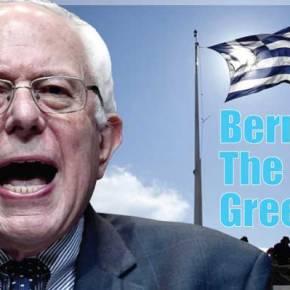 Μίλησε καλύτερα κι από Ελληνας! Ο Μπέρνι Σάντερς the Greek για την ΕλληνικήΚρίση