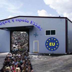 Εκατοντάδες χιλιάδες λάθρο και πρόσφυγες εγκλωβίζονται στην Ελλάδα – Ταχεία εθνολογική αλλοίωση τηςχώρας