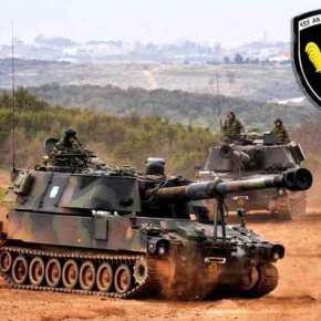 ΣΥΝΑΓΕΡΜΟΣ… ΣΤΑ ΟΠΛΑ η ΧΙΙ Μηχανοκίνητη Μεραρχία Πεζικού… «ΑΣΤΑΚΟΣ οΈβρος