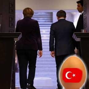 Έφυγε με «Άδεια Χέρια» από την Τουρκία… Η Λύση της Μέρκελ για την Προσφυγική Κρίση δενΛειτουργεί