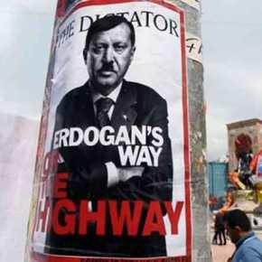 Ο Ερντογάν θεωρεί ότι Μόνο Αυτός Έχει Δίκαιο και Όλος ο Κόσμος είναι Εναντίον του!! Αν δεν Απομακρυνθεί Άμεσα θα Αιματοκυλίσει τονΚόσμο