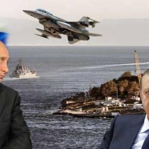 Όλο και πιο Κοντά στο Τέλος η Τουρκία – Ακριβό Τίμημα θα Πληρώσει ο Ερντογάν αν Συνεχίσει να Κάνει τον Νταή…