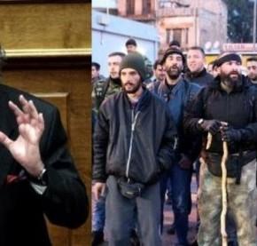Κατρούγκαλος ενάντιον Αγροτών: Η μαγκούρα του Γκόρτσου δεν είναι σύμβολοΔημοκρατίας