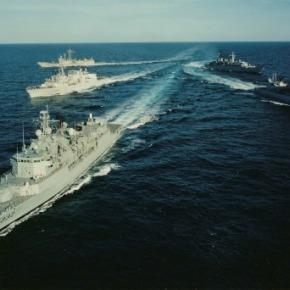 Ραδαίες εξελίξεις! Από στιγμή σε στιγμή τα πλοία του ΝΑΤΟ στοΑιγαίο!