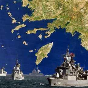 Νέα πρόκληση από την Άγκυρα: Θέλει να γεμίσει το Αιγαίο τουρκικά πλοία υπό το μανδύα τουΝΑΤΟ