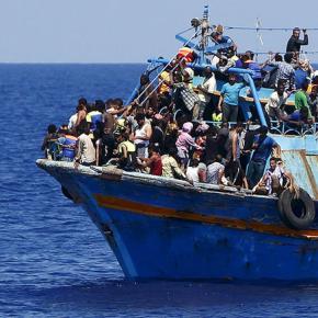 Έρχονται στην Ελλάδα 150.000 πρόσφυγες από τη Λιβύη-Περισσότεροι από 150.000 άνθρωποι ετοιμάζονται να αναχωρήσουν από τη Λιβύη με προορισμό την Ε.Ε. μέσω Ελλάδας, αποκαλύπτει η γερμανικήBild.