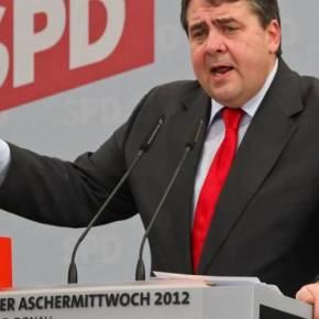 Γκάμπριελ: Δεν θα αφήσουμε την Ελλάδα να πνιγεί στους πρόσφυγες -Τι είπε ο Γερμανός αντικαγκελάριος στην εκπομπή «MaybritIllner»