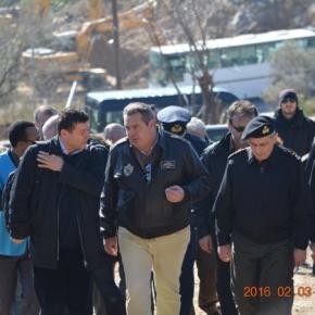 Hotspots σε Λέσβο, Χίο, Λέρο εγκαινιάζει ο Π. Καμμένος τηνΤρίτη