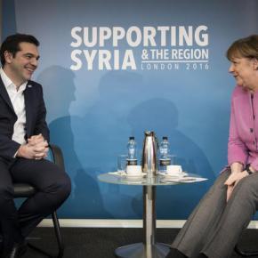 Η Μέρκελ το ξεκόβει στον Τσίπρα: Μίλα στους Θεσμούς Στους Θεσμούς παρέπεμψε -σύμφωνα με πληροφορίες- και πάλι η γερμανίδα καγκελάριος Άνγκελα Μέρκελ τον Αλέξη Τσίπρα για το θέμα τηςαξιολόγησης.