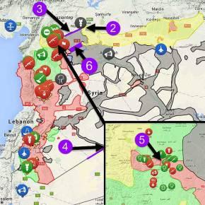 Η Συρία μυρίζει πυρηνικά ενώ η γενοκτονία των Κούρδωνσυνεχίζεται