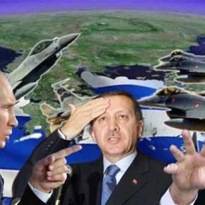 «Πυρ ομαδόν» από Ρωσία και… Ιράν κατά της Τουρκίας για τις παραβιάσεις του ΕΕΧ και τις εμπλοκές στο Αιγαίο!