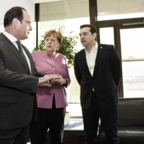 Τι συμφώνησαν Τσίπρας-Μέρκελ-Ολάντ