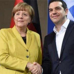 Μέρκελ: Όχι στην αποπομπή της Ελλάδας από τηΣένγκεν