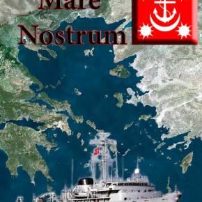 Η Άγκυρα πήρε «θάρρος» μετά την εμπλοκή του ΝΑΤΟ στο Αιγαίο και στέλνει το «Τσεσμέ» για «έρευνες»… στην Εύβοια!