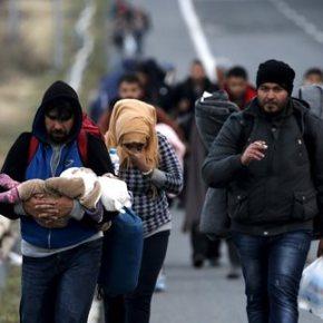Τέμπη:Επιχειρηματίας χρέωνε 8€ για χρήση τουαλέτας και 2€/μπουκαλάκι νερό τουςπρόσφυγες