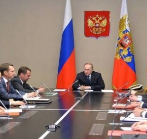 Πολεμικό συμβούλιο στη Μόσχα υπό την σκιά της απειλής του Ν.Μεντβέντεφ για Γ'Παγκόσμιο Πόλεμο (ΦΩΤΟ –ΒΙΝΤΕΟ)