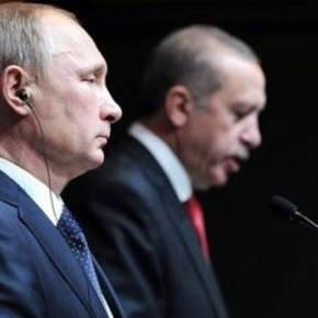 Κίνδυνος νέας κλιμάκωσης στις σχέσειςΡωσίας-Τουρκίας