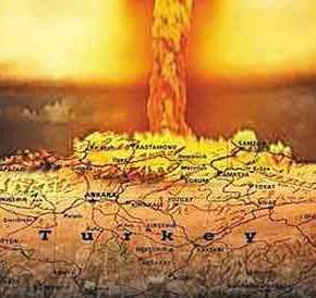 Επίθεση με πυρηνικά της Ρωσίας κατά τηςΤουρκίας;