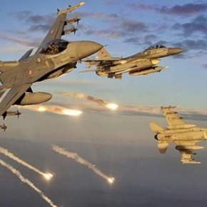 Τουρκία: Βομβαρδίζει ανελέητα τους Κούρδους μετα την επίθεση στηνΆγκυρα