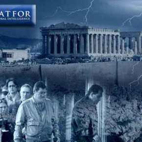 Το αμερικανικό ινστιτούτο «Stratfor» προβλέπει τεράστιες προκλήσεις το επόμενο διάστημα για την Ελλάδα ενώ η ΕΕ χωρίζεται «σταδύο»