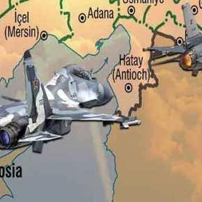 Ηχητικό ντουκουμέντο: Τι συνέβη όταν τα τουρκικά F-16 συνάντησαν τα ρωσικά μαχητικά Su-35S & Su-30SM (φωτό,vid)