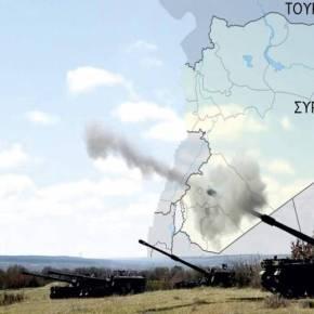 Οι Τούρκοι έπληξαν με πυροβολικό το Χαλέπι – Σαουδαραβικά F-15 στο Ιντσιρλίκ (φωτό,vid)