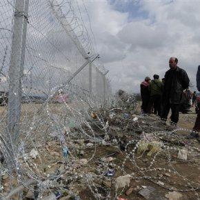 OHE: Ανοίξτε τα σύνορα της Ευρώπης -«Κόλαφος» Μπαν Γκι Μουν κατά Αυστρίας, Σλοβενίας, Κροατίας, Σερβίας καιπΓΔΜ