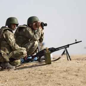 Τουρκία: Δεν σχεδιάζουμε στρατιωτική εισβολή στηΣυρία