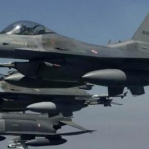 Τουρκία: Προκαλεί τη Ρωσία – ΣτέλνειF-16