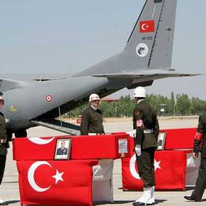 Δυο Τούρκοι Καταδρομείς νεκροί στο Ντιγιαρμπακιρ…Ενώ τα F-16 βομβαρδίζουνανηλεώς!