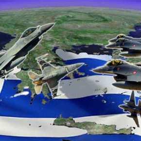 ΕΚΤΑΚΤΟ: Σφοδρές αερομαχίες με μαχητικά της ΠΑ και δεκάδες παραβιάσεις σήμερα στο Αιγαίο από την τουρκικήΑεροπορία
