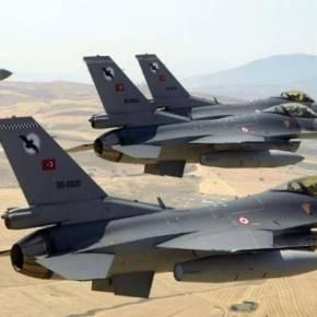 Νεκροί 22 Τούρκοι πιλότοι – Μια ολόκληρη τουρκική Μοίρα εξοντώθηκε από ειδική επιχείρηση των Κούρδων (φωτό,vid)