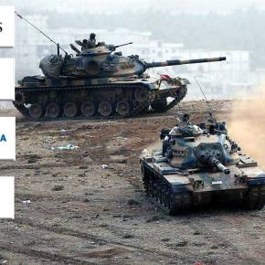 Τα Διεθνή ΜΜΕ » CNN, ABC, CBS, Al Jazeera» στο Κιλίς …Αναμένοντας την Επίθεση τηςΤουρκίας!