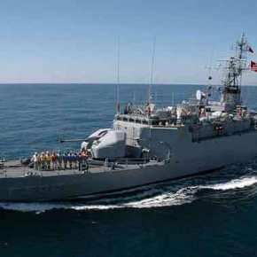 Συμβαίνει τώρα: (το μεσημέρι)Τουρκική κορβέτα απειλεί πλοίο μας νότια τηςΚαρπάθου
