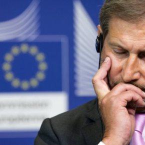 Γιοχάνες Χαν: Η Άγκυρα οφείλει να μειώσει τις ροές των μεταναστών προς τηνΕυρώπη