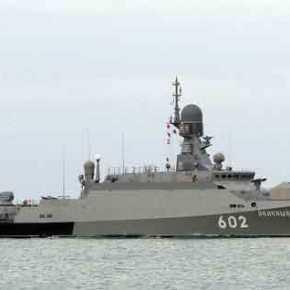 Στη Μεσόγειο ρωσική κορβέτα με «φονικούς» πυραύλους – Πλώρη για τηΣυρία!