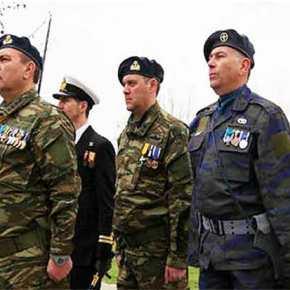 ΞΕΦΤΙΛΑ! ΑΝ ΕΙΝΑΙ ΔΥΝΑΤΟΝ!!! Χωρίς ελληνική σημαία οι στρατιωτικές στολές με διαταγή! (Φωτογραφίες –Βίντεο)