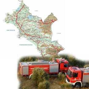 Ηλεία: 60 πυρκαγιές σε τρειςημέρες!