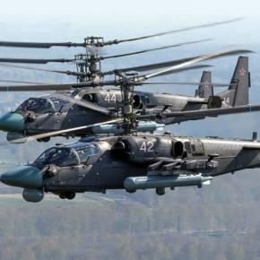 ΣΥΝΕΧΙΖΕΤΑΙ Η ΑΝΑΔΙΑΤΑΞΗ ΤΩΝ ΡΩΣΙΚΩΝ ΔΥΝΑΜΕΩΝ -Νέος αιφνιδιασμός: Η Ρωσία ανέπτυξε υπερσύγχρονα επιθετικά ελικόπτερα Ka-52 και Mi-28N στην Συρία! (vid, φωτό)–