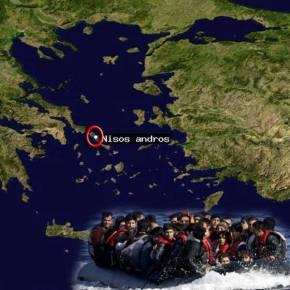 ΕΞΩΦΡΕΝΙΚΟ! Τούρκοι δουλέμποροι έφεραν Σομαλούς… μετανάστες στηνΆνδρο!