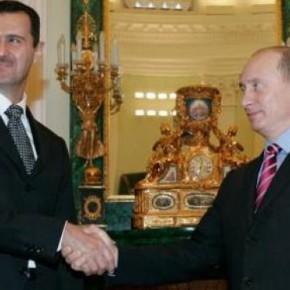 Παλμύρα: Ο Πούτιν συνεχάρη τον Άσαντ για την ανακατάληψη της αρχαίαςπόλης