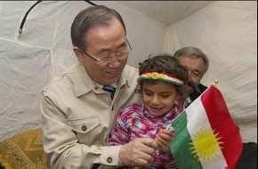 Αίτημα στον Ο.Η.Ε. για ανεξάρτητοΚουρδιστάν