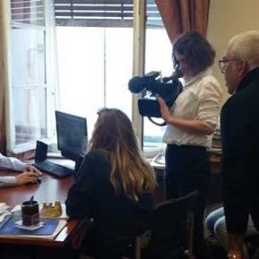"""Η Χρυσή Αυγή πέταξε έξω τους ανθέλληνες του BBC, όταν αποκάλεσαν τα σκόπια… """"Μακεδονία"""" – ΒΙΝΤΕΟΝΤΟΚΟΥΜΕΝΤΟ"""