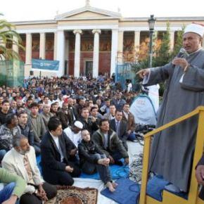 Κοντά στα 2 εκ. ή 20% του πληθυσμού, οι μουσουλμάνοι στην Ελλάδασήμερα