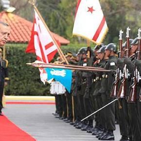 Κάτι Ετοιμάζεται με τον Κατοχικό Στρατό στηνΚύπρο